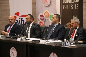 2021 BÜYÜK KADINLAR DÜNYA BOKS ŞAMPİYONASI İMZA TÖRENİ İSTANBUL'DA DÜZENLENDİ