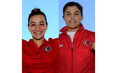 Buse Naz Çakıroğlu ve Busenaz Sürmeneli Avrupa Kota Müsabakalarında Finale Yükseldi