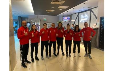 Olimpik Kadın Boks Milli Takımımız Bulgaristan Yolcusu