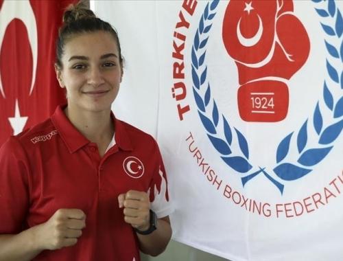 Milli boksör Buse Naz Çakıroğlu, olimpiyat şampiyonluğuna inanıyor
