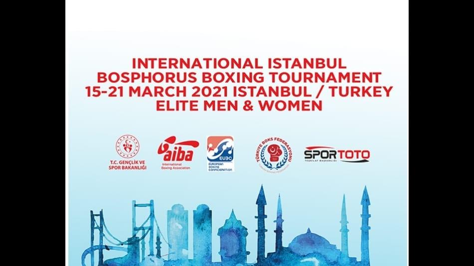 INTERNATIONAL ISTANBUL BOSPHORUS BOXING TOURNAMENT FİNAL LİVE STREAM